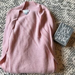 A New Day Pink Cardigan